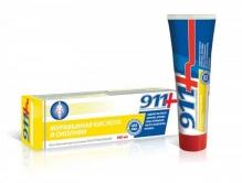 911 Мурашина кислота і живокіст гель-бальзам для суглобів 100мл