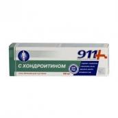 911 з хондроїтином гель-бальзам для суглобів 100мл