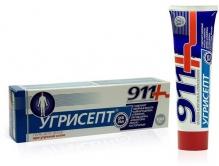 911 Угрисепт гель для лица 100мл