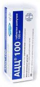 Ацц 100мг №20 таблетки шипучі для дітей