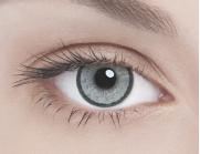 Адріа контактні лінзи кольорові Елегант сірий /8,6/0,0 D 2шт.