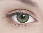 Адриа линзы контактные цветные Гламур Голд (золотистый) /8,6/0,0D 2шт.