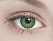 Адриа линзы контактные цветные Гламур зеленый /8,6/-1,5D 2шт.