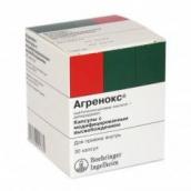 Агренокс капсулы 200мг/25мг 30 шт.