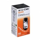Акку-Чек тест-кассета Мобайл 50шт