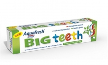 Аквафреш зубна паста дитяча Мої великі зубки від 6 років 50мл