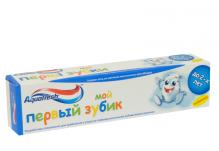 Аквафреш зубна паста дитяча Мій перший зубик 1-2 роки 50мл