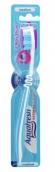 Аквафреш зубна щітка 3-Way Head середня