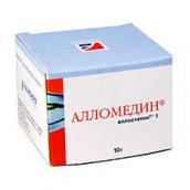 Алломедин гель для ухода за кожей 10г
