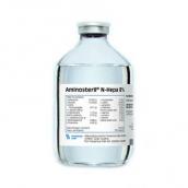 Аміностеріл Н-Гепа 8% розчин для інфузій флакони 500мл 10 шт.