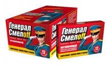 Анти-полицай Генерал Смелов спрей-дезодорант 10мл
