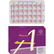 Анжелик 2мг №28 таблетки