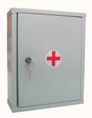 Аптечка Виталфарм для работников (металлический шкаф)