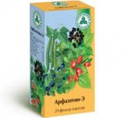 Арфазетин-Э сбор 2г №20 фильтр-пакеты