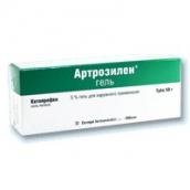 Артрозилен 5% гель 50г