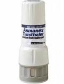 Асманекс Твистхейлер 200мкг/доза порошок для ингаляций дозированный 60доз ингалятор