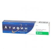 Атифин 1%крем 15г