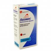 Авамис спрей назальний дозований 27,5 мкг/доза фо.120доз