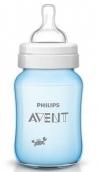 Авент бутылочка для кормления ПП 260мл Голубые крабы, арт. 80036