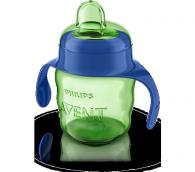 Авент чашка-поїльник Comfort з носиком від 6 міс 200мл, арт. 83010 (SCF551/00)