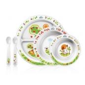 Авент набор посуды от 6 мес, арт. 65680 (SCF716/00)