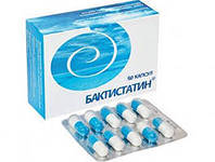 Бактистатин 500мг №60 капсули