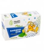 Баюшки-баю чай травяной детский 1,5г №20 фильтр-пакеты