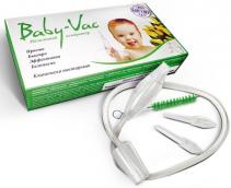Беби-вак Baby-vac аспиратор назальный детский