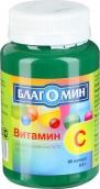 Благомин Вітамін С (аскорбінова кислота) №90 капсули