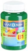 Благомин Вітамін В1 (тіамін) №90 капсули