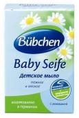 Бюбхен мыло детское 125г