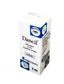 Данцил 0,3% капли глазные и ушные 5мл флакон-капельница