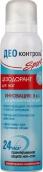 Деоконтроль спорт дезодорант для ніг 150мл