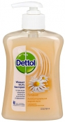 Деттол мыло жидкое антибактериальное для рук Питание 250мл с ромашкой и увлажняющим молочком