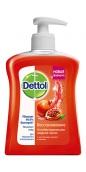 Деттол мыло жидкое антибактериальное для рук с экстрактом граната и малины 250мл
