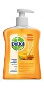 Деттол мыло жидкое антибактериальное для рук с медом и экстрактом абрикоса 250мл