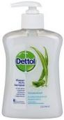 Деттол мыло жидкое антибактериальное для рук Увлажнение 250мл с алоэ вера и молочными протеинами