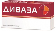 Диваза №100 таблетки гомеопатические