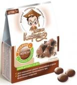 Доктор Конфеткин с железом /шоколад/ 100г драже