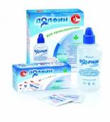 Долфин устройство для промывания носа + средство 2г №30 пакетики