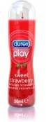 Дюрекс гель-лубрикант Play Sweet strawberry 50мл