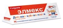 Элмекс паста зубная Детская 3-6 лет 50мл