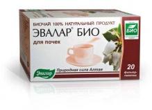 Эвалар БИО чай для почек 1,5г №20 фильтр-пакеты