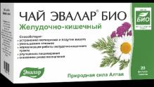 Евалар БІО чай шлунково-кишковий 1,8 г №20 фільтр-пакети