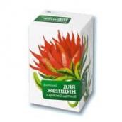 Фиточай алтай №1 для женщин с красной щеткой 2г №20 фильтр-пакеты