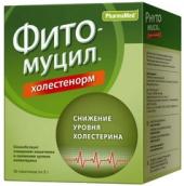 Фитомуцил холестенорм №30 пакеты