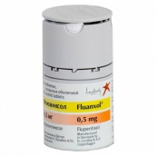 Флюанксол 0,5мг №50 таблетки