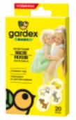 Гардекс Baby пластыри после укусов насекомых 20шт
