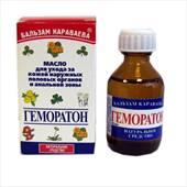 Геморатон 30г масло (бальз.витаон)