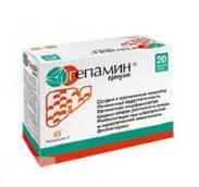Гепамин гранулят 5г №20 пакетики
